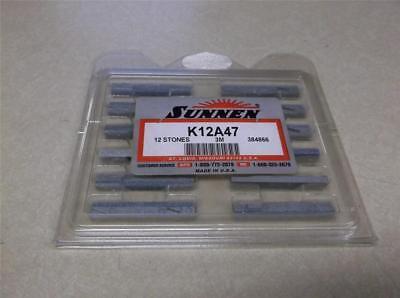 """Sunflower MF10 10/"""" Mill Bastard File  Box of 12 files NIB J.K"""