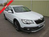 2014 64 SKODA SUPERB 2.0 TOUR DE FRANCE 4X4 TDI CR 5D 138 BHP DIESEL