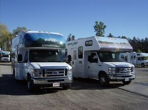CLASS C MOTORHOMES AVAILABLE FOR SALE