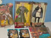 """ PIRATES OF THE CARIBBEAN ""   COLLECTION OF 4 FIGURES +"