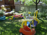 Daycare available, south end Barrie