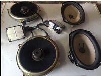 Bose speakers/sound system car audio ��60