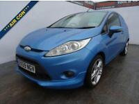 2009 59 FORD FIESTA 1.6 SPORT TDCI DPF 1D 90 BHP ALLOYS AND AIR CON BLUETOOTH DI