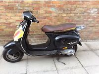 Piaggio Vespa et4 breaking for parts only
