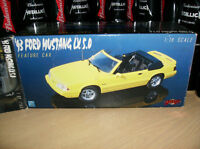 1 18 diecast GMP Mustang 1993 FOX BODY...VENDU