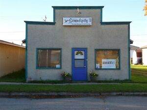 Commercial building for sale in Melfort.