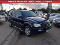 2005 MERCEDES ML270 2.7 CDI AUTOMATIC FULL SERVICE HISTORY LONG MOT