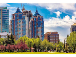 LUXURY 2BR FOR RENT - FIVEWEST TOWER, 910 – 5th Ave SW
