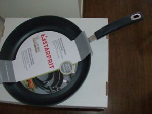New Lg Starfrit Frying Pan, New PC Water Filters