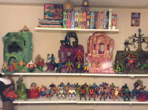 Looking for any He Man and the Masters of the Universe items