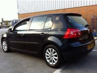2005 VW GOLF 2.0 DIESEL ALLOYS LOW MILEAGE HPI CLEAR