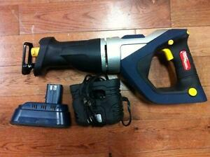 MASTERCRAFT 18V CORDLESS RECIPROCATING SAW