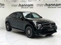 2018 Mercedes-Benz GLC CLASS 2.1 GLC250d AMG Line (Premium Plus) G-Tronic+ 4MATI