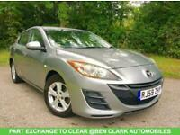 2009 Mazda 3 1.6 TS 5d 105 BHP PART EXCHANGE TO CLEAR/JUST SERVICED/LONG MOT Hat