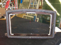WOOD STOVE GLASS AND GASKET REPLACEMENT