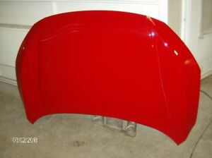 HONDA CIVIC HOOD