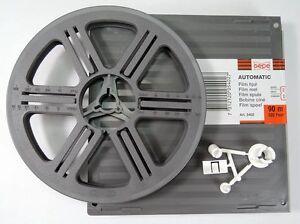 bobine g p vide 90 m tres films 8 super 8 ebay. Black Bedroom Furniture Sets. Home Design Ideas