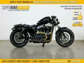 2014 14 HARLEY-DAVIDSON SPORTSTER FORTY EIGHT XL 1200 - BUY ONLINE 24 HOURS A DA