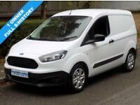 64(14) FORD TRANSIT COURIER BASE 1.5 TDCI SWB 75 BHP DIESEL