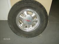 GMC Truck wheels