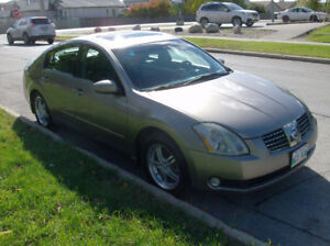 2005 Nissan Maxima dlr 5025 Selling on consignment Private sale