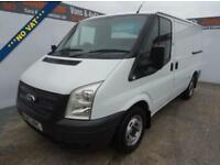 2013 63 FORD TRANSIT 2.2 280 LR 1D 99 BHP 6 SPEED WITH NO VAT AND SLAM LOCKS DI