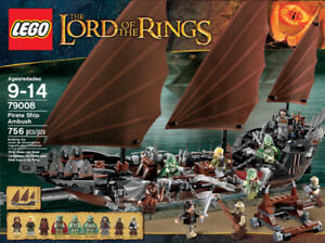 LEGO® THE LORD OF THE RINGS™ 79008: PIRATE SHIP AMBUSH @BRIXALE