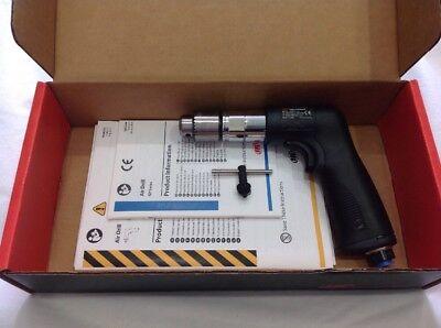 New Ingersoll Rand Qp151d Pistol Air Drill 14 Chuck 0.25 Hp