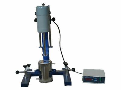 Lab Digital Display High-speed Dispersion Machine Disperser Homogenizer Mixer