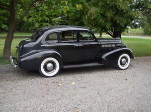 1937 McLaughlin Buick 40 SERIES