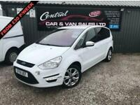2011 Ford S-MAX 2.0 TITANIUM TDCI 7 SEATER (138BHP) 50MPG 1 OWNER FINANCE & PX??