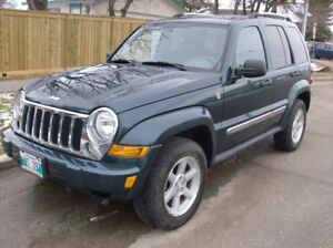 2006 Jeep Liberty SUV, Crossover  New safety 3.7 4 X 4