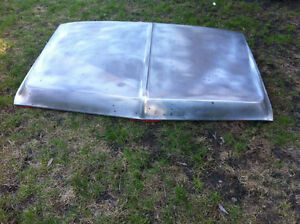 67-72 CHEVY GMC sheet metal parts, HOOD, PATCHES