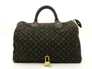LOUIS VUITTON SPEEDY 30 MIN LIN WITH LOCK AND KEY only $400CHEAP