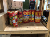Snacks Eh Warehouse Clear Out!