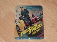 LOT 0F 4 NEW MOVIES,BLURAY+METAL CASE,BEYOUND HIGH