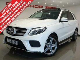 image for 2017 MERCEDES-BENZ GLE-CLASS 3.0 GLE 350D V6 4MATIC AMG LINE (PREMIUM) 9G-TRONIC