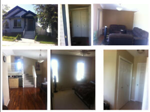 """House for Rent at South Edmonton -Terwilleger- Leger"