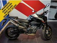 2018 18 KTM 790 DUKE ***IT'S BILLY BONKERS***