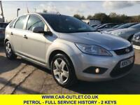 2008 FORD FOCUS STYLE 1.6 FULL SERVICE HISTORY 2 KEYS LONG MOT PETROL 5DR