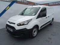 2016 16 FORD TRANSIT CONNECT 1.6 210 P/V 1D 74 BHP DIESEL