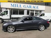 2010 MERCEDES-BENZ E CLASS 3.0 E350 CDI BLUEEFFICIENCY SPORT 2D AUTO 231 BHP DIE