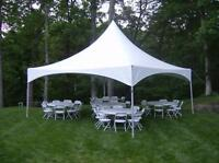 Wedding Tent $350 weekend, 20'x20' Heavy Duty, Not a Car Port Co