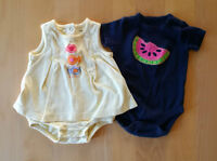 Baby Girl Clothes (0-3 Months)