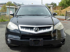 2007 Acura RDX SUV with Technology Package