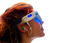 Lunette PSIO (Luminothérapie et relaxation) se libérer du stress