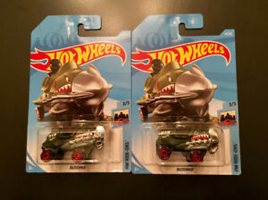 Hot Wheels Treasure Hunt Bazoomka