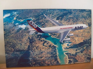 Picture of the A340 World Ranger Airbus REDUCED