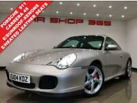 2004 Porsche 911 3.6 (315 BHP) CARRERA 4S AUTO AWD 2DR..NAV..LEATHER..E/SUNROOF