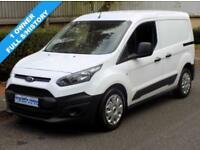 14(14) FORD TRANSIT CONNECT L1 1.6 TDCI T200 SWB LOW ROOF 75 BHP
